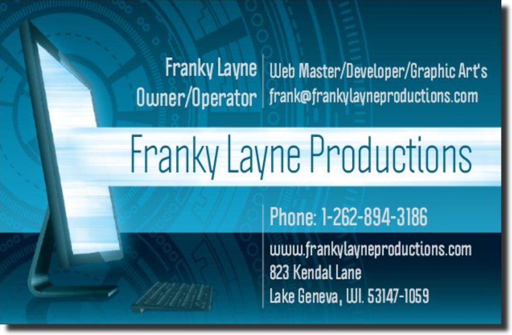 Franky Layne Productions